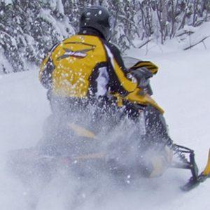 Motoneige 400 fjord Saguenay